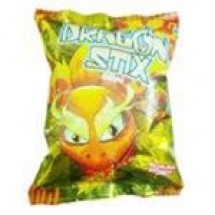 Dragon Stix Chips BBQ // 25 gm