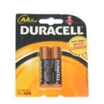 Duracell Alkaline AA Battery // 2 pcs
