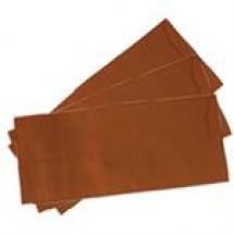 Envelope 7.5 inch Brown // each