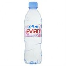 Evian Water // 500 ml