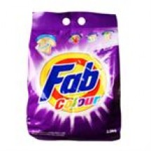 FAB Detergent Colour // 2.4 kg