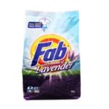 FAB Detergent Lavender // 2.4 kg