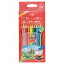 Faber Castell Classic Colour Pencils // 12 pcs