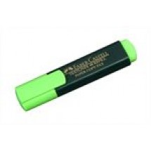 Faber Castell Highlighter Marker Green // each