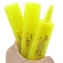 Faber Castell Highlighter Marker Lemon // each