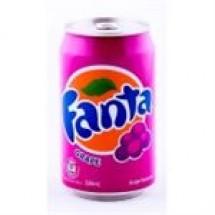 Fanta Grape Can // 330 ml