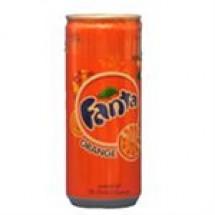 Fanta can // 250 ml