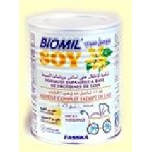 Fasska Biomil Soy Milk Free Diet // 400 gm