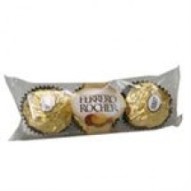 Ferrero Rocher Chocolate // 3 pcs