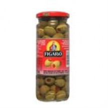 Figaro Stuffed Green Olives // 340 gm