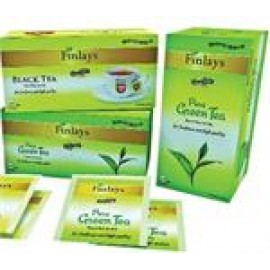 Finlay Green Tea Box // 125 gm