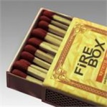 Firebox Match // 12 pcs