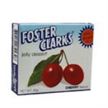 Foster Clarks Cherry Jelly // 85 gm