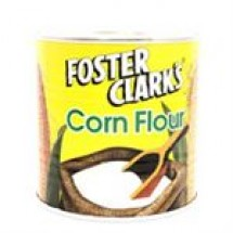 Foster Clarks Corn Flour Powder Tin // 400 gm