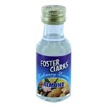 Foster Clarks Culinary Essence Almond // 28 ml