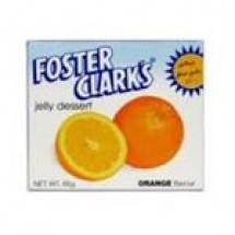 Foster Clarks Orange Jelly // 85 gm