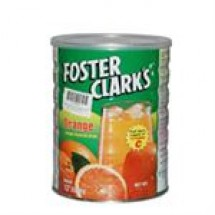 Foster Clarks Orange Tin // 900 gm