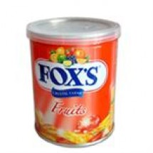 Foxs Fruits Candy Tin // 180 gm