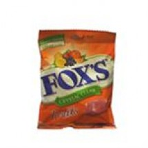 Foxs Fruits Candy // 80 gm