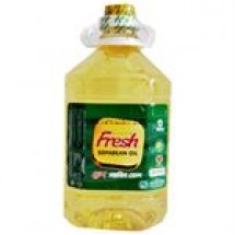 Fresh Soyabean Oil // 3 ltr