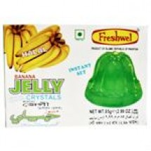 Freshwel Banana Jelly // 85 gm