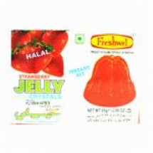 Freshwel Strawberry Jelly // 85 gm