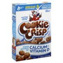 General Mills Cookie Crisp Cereal // 318 gm