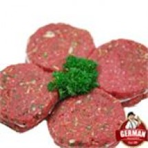 German Butcher Beef Hamburger // 2 pcs