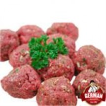 German Butcher Beef Meat Ball // 200 gm