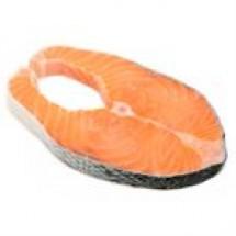 German Butcher Salmon Steak (NW) // 200 gm
