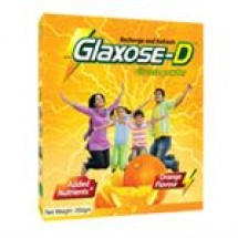 Glaxose D Orange // 250 gm