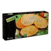 Golden Harvest Frozen Dal Puri // 10 pcs