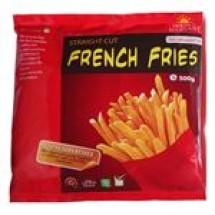 Golden Harvest Frozen French Fries // 500 gm