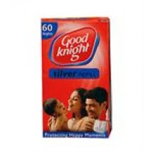 Good Knight Silver Refill 60 Nights // each