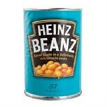 Heinz Baked Beans Tomato Sauce // 415 gm