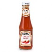 Heinz Chilli Sauce // 600 ml