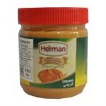 Herman Peanut Butter Creamy // 340 gm