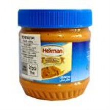 Herman Peanut Butter Crunchy // 340 gm