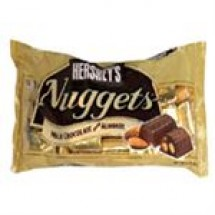 Hersheys Nuggets Milk Chocolate With Almond // 56 gm