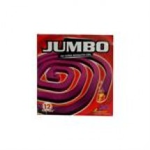 Jumbo Aci Super Mosquito Coil 12 Hour // 10 pcs