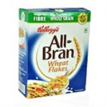 Kelloggs All Bran Wheat Flakes // 425 gm