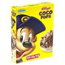 Kelloggs Choco Pops // 550 gm