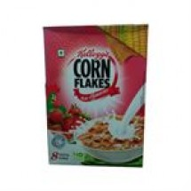 Kelloggs Strawberry Puree Corn Flakes // 275 gm