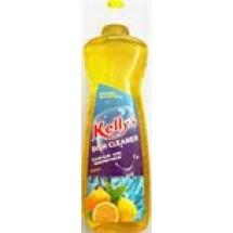 Kellys Dish Cleaner Super Oil Remover (Lemon) // 500 ml