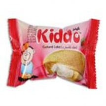 Kiddo Custard Strawberry Cake // 25 gm