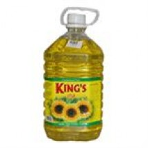 Kings Sunflower Oil Pet // 5 ltr
