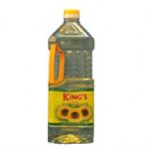 Kings Sunflower Oil // 2 ltr