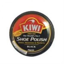 Kiwi Shoe Polish Black // 40 gm