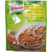 Knorr Chicken Mushroom Soup // 22 gm