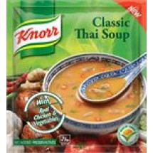 Knorr Classic Thai Soup // 28 gm